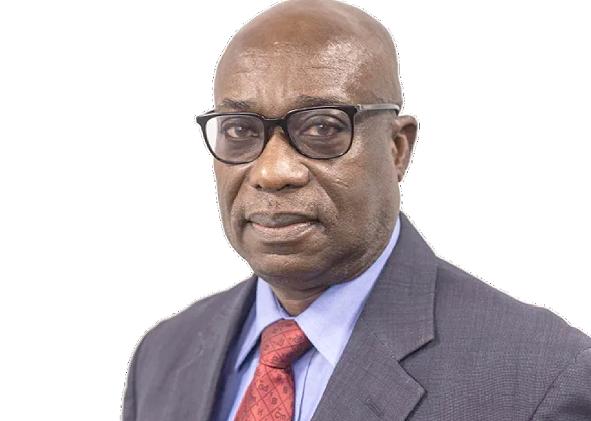 Dr. Anthony Oteng-Gyasi